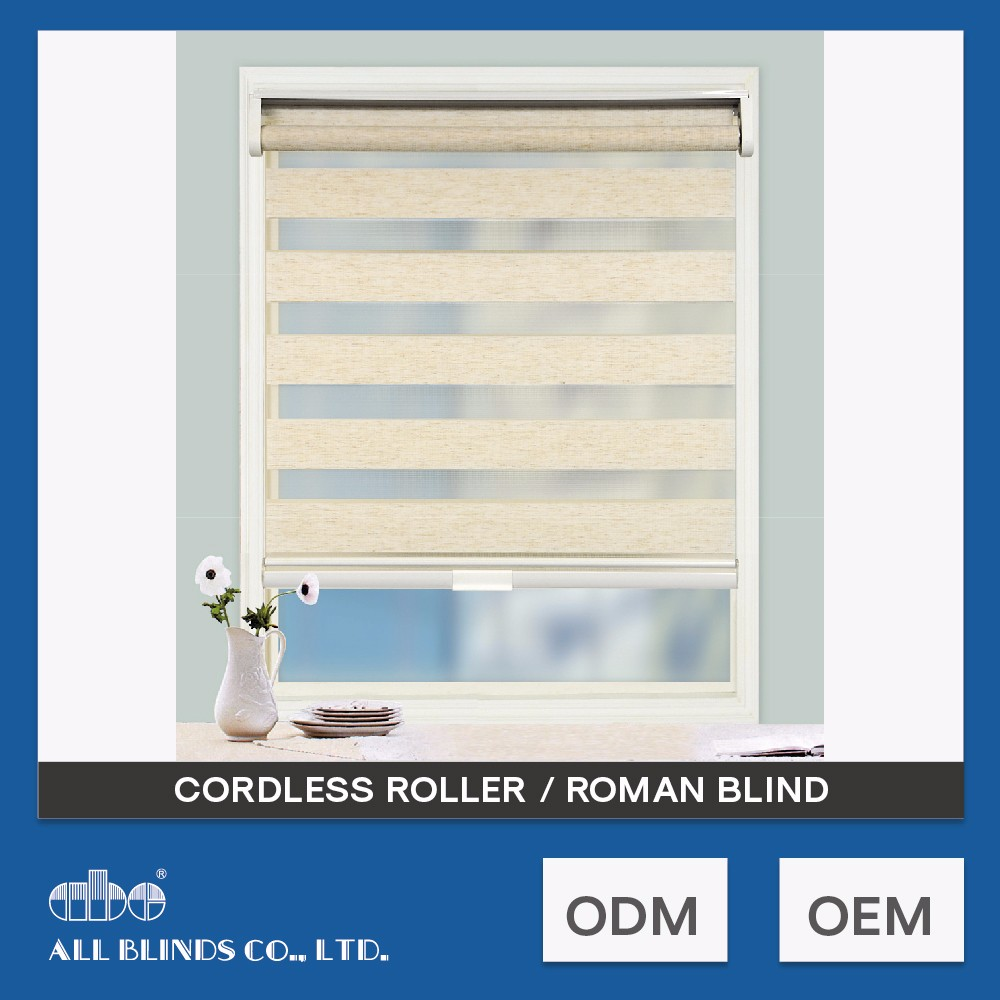 Cheap And Best Quality Of Day Night Zebra Roller Blinds Curtains