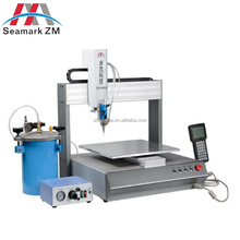Factory price , Automatic desktop glue dispenser machine SEC-300ED glue dropping machine for mobile ,motherboard ,LED