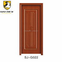 Sunz brand wood carving main door designs single door