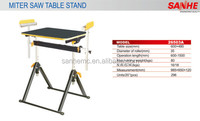folding mitre saw table leg stand or bracket 26503A for woodworking machine