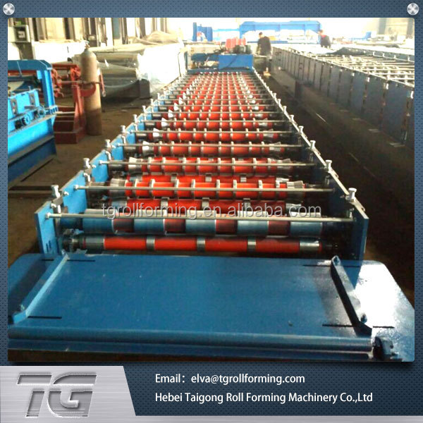 Factory price supplier glazed tile machines