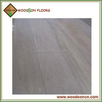 unfinished wide plank white oak engineered hardwood flooring