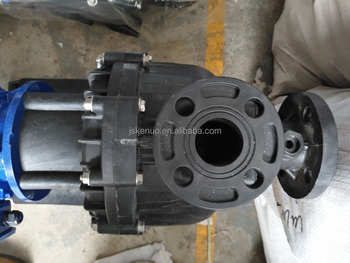 FRPP/PVDF self-priming filter pump for electroplating copper zinc chrome