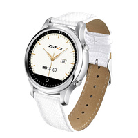Winait S360 1.22 inch Capacitive Touch Screen TFT LCD bluetooth ,QWERTY keyboard+ two side's buttons smart watch phone