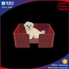 2017 pop luxury wholesale acrylic dog pet bed for pet lover