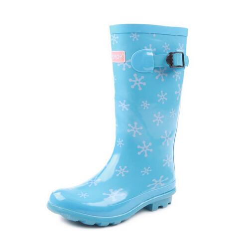 fashionable ladies wholesale wellies D033