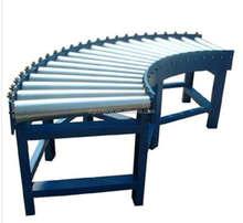 OEM Factory Turning Gravity Roller Conveyor