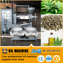 hot press machine screw oil expeller hemp seed oil press machine hemp oil extraction machine