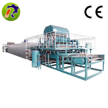 China chicken egg tray machine Egg tray making machine India egg tray machine