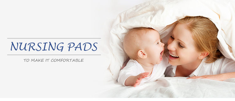 Wholesale nursing pads/disposable breast pad/mama breast feeding pad