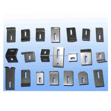 Stainless steel brackets for marble stone cladding system