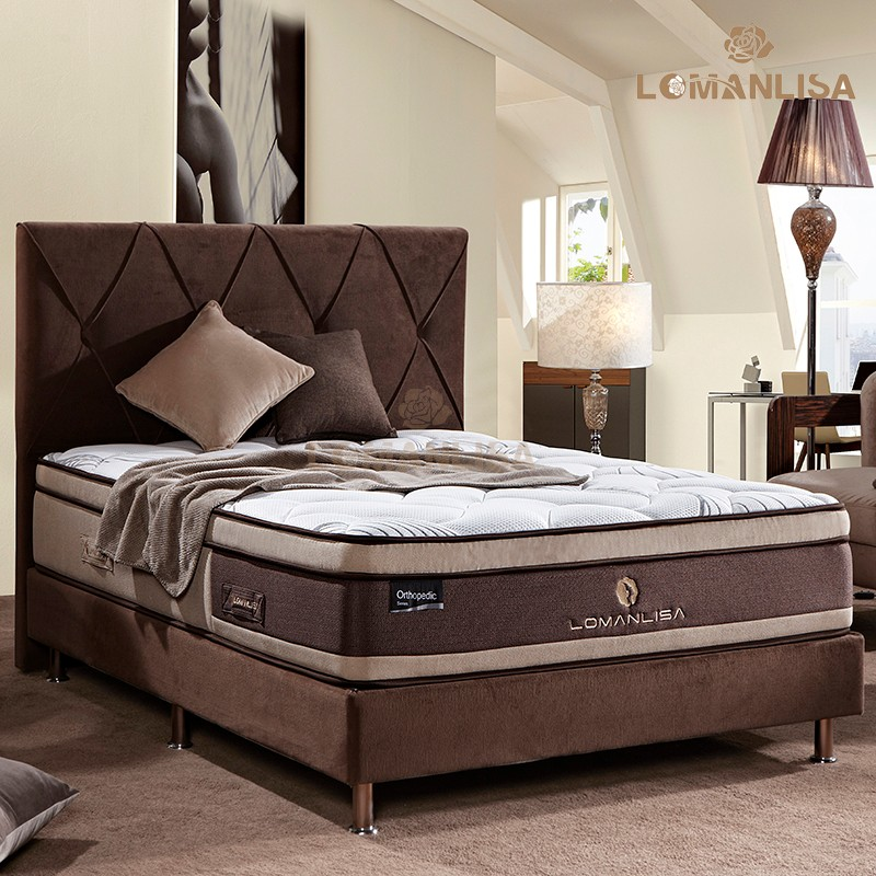 Good foam mattress topper used bedroom furniture sets from mattress manufacturer 34PA-19B