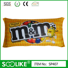 new fashion custom M&M candy cushion