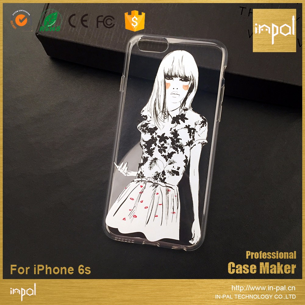 beauty 3d animel sex girl spice mobile phone accessories case