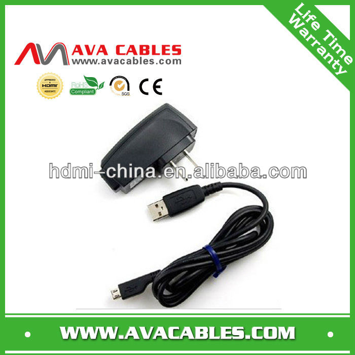 Travel Charger for Samsung Power Adapter Wall charger for samsung mobile phones