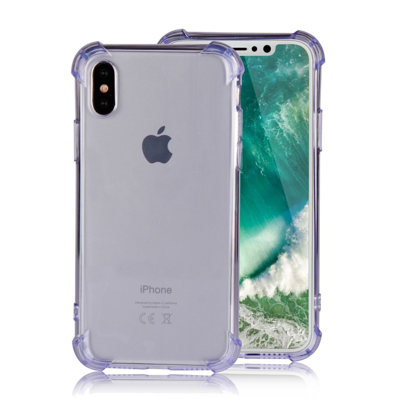 High Quality Shockproof Protective Mobile Phone Cover Case for Apple iPhone X 8 8Plus 10 Rubber TPU Cover