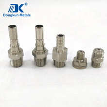 OEM custom made stainless steel cnc machining parts