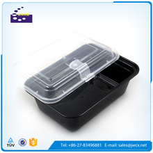 leakproof bento lunch box plastic container with locking lid