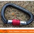 NEW! CE+EN Climbing Gear High Strength 28KN aluminum Rock climbing carabiner wholesale & custom OEM