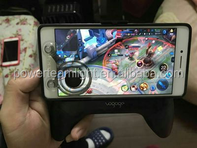 Hot selling Mobile Phone Joystick android ios Cell phone gamepads joystick Touch Screen Game Joypad