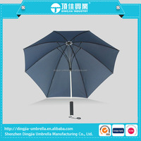 2016 new design backpack hand free bike umbrella bicycle umbrella