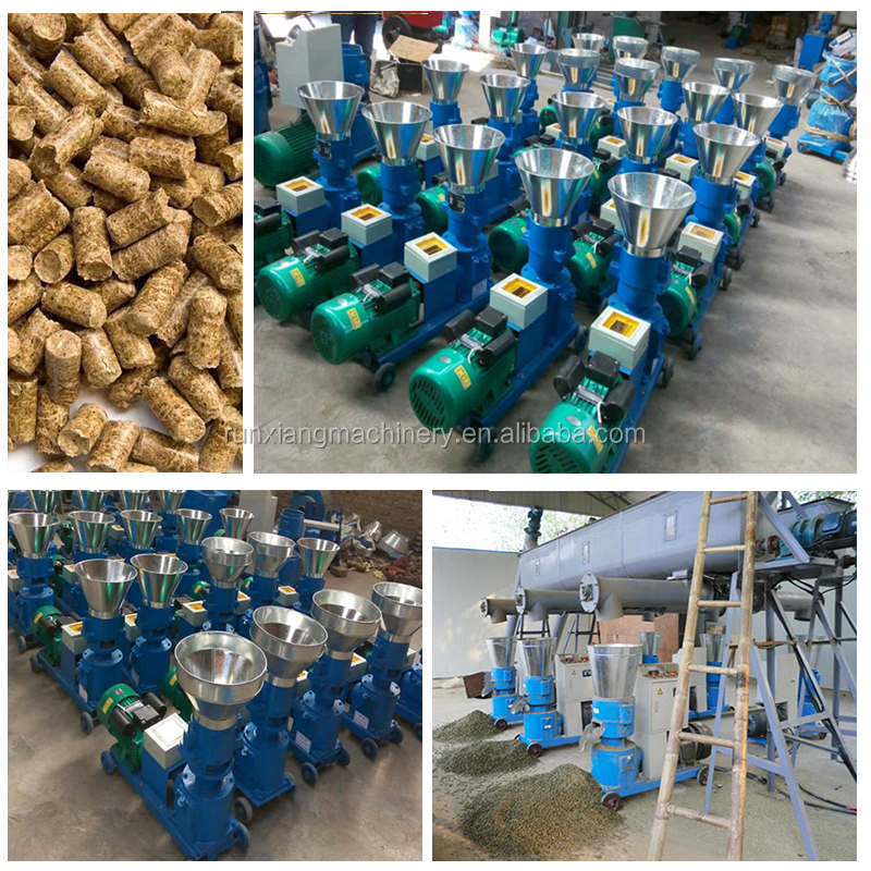 Cheap small home use chicken pig cattle cow dog animal feed pellet making uses poultry feed manufacturing machine