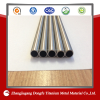 titanium grade 9 tubes for motorcycle