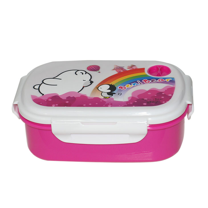2017 new bento lunch box leakproof bento kids lunch box