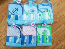 Top Grade Hot Selling Hooded Baby Bath Washcloths