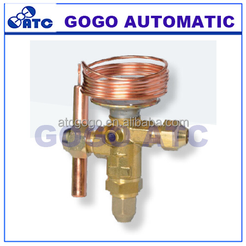 for Superheat Adjusting purpose of expansion valve in refrigeration