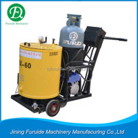Concrete Road/ Asphalt Road Crack Sealing Machines With YAMAHA Generator(FGF-60)