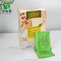 20 Bags Tea Herbal Sliming Teatox Detox, Clean Colon,Weight loss,Diet Slim Fit