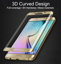 Explosion-Proof Ultra Thin Full Cover Premium 3D Curved Tempered Glass Screen Protector Film For Samsung Galaxy S7 Edge Note 7
