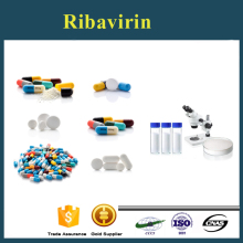 High quality Ribavirin from Chinese GMP manufacturer for whole sale free sample