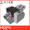 HOPU round corner card cutter manual die cutting machine