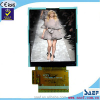 "1.77"" 128*(RGB)*160 20pins tft lcd mp4 player with white led backlight"