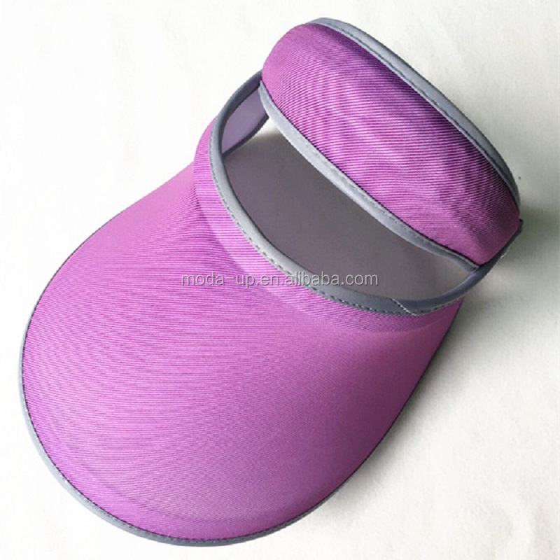 Multi-function children visor caps custom color