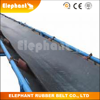 New Condition and Belt Conveyor Structure Gravel and Sand Conveyor Belt