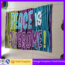 high quality overstock beach towel promotion