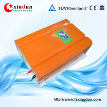 Xindun best Price LCD display 96V 120V 220V 240V 380V 50A 100A 150A 200A Rated high Voltage Solar Charge Controller price