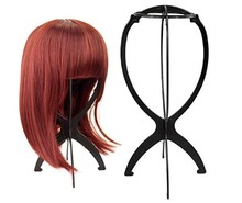 good quality plastic wig display stand