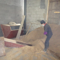 Machine Made Smokeless Sawdust Hardwood Charcoal