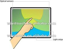 37'' optical touch screen