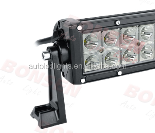 9-32V DC 10inch Crees 36W Offroad led light bar 4x4 led offroad driving light bar for jeep wrangler atvs