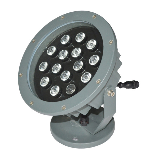 high quality Decorative 18w LED Underwater Lights , LED Swimming Pool Lights multi color led swimming pool light