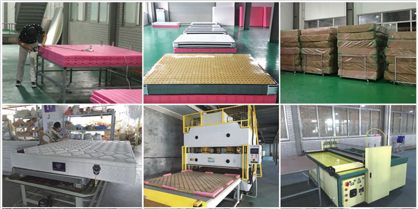 MBS 100% Natural Latex Foam Mattress Washable King Size Mattress Hotel Mattress Household Mattress Cheap Price Hangzhou Factory
