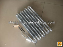 shenglin high quality energy saving all aluminum small refrigerator evaporator made in shenglin
