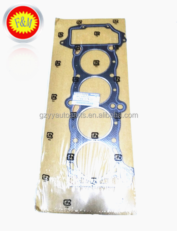 Auto Engine GA16DE GA16DS Cylinder Head Gasket 11044-57Y00 11044-57Y01