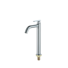 Bathroom long neck restroom basin tap faucet
