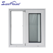Beautiful aluminium sliding doors and windows marine sliding glass reception windows hot sale